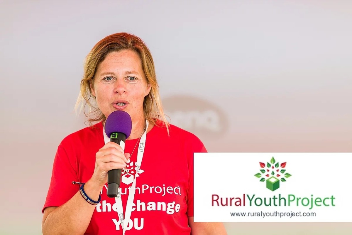 Rural Youth Project makes its mark in Scottish Parliament