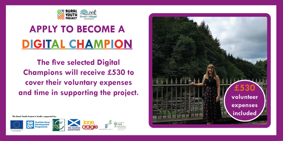 Exciting opportunity for more rural young people to be part of a pioneering digital platform