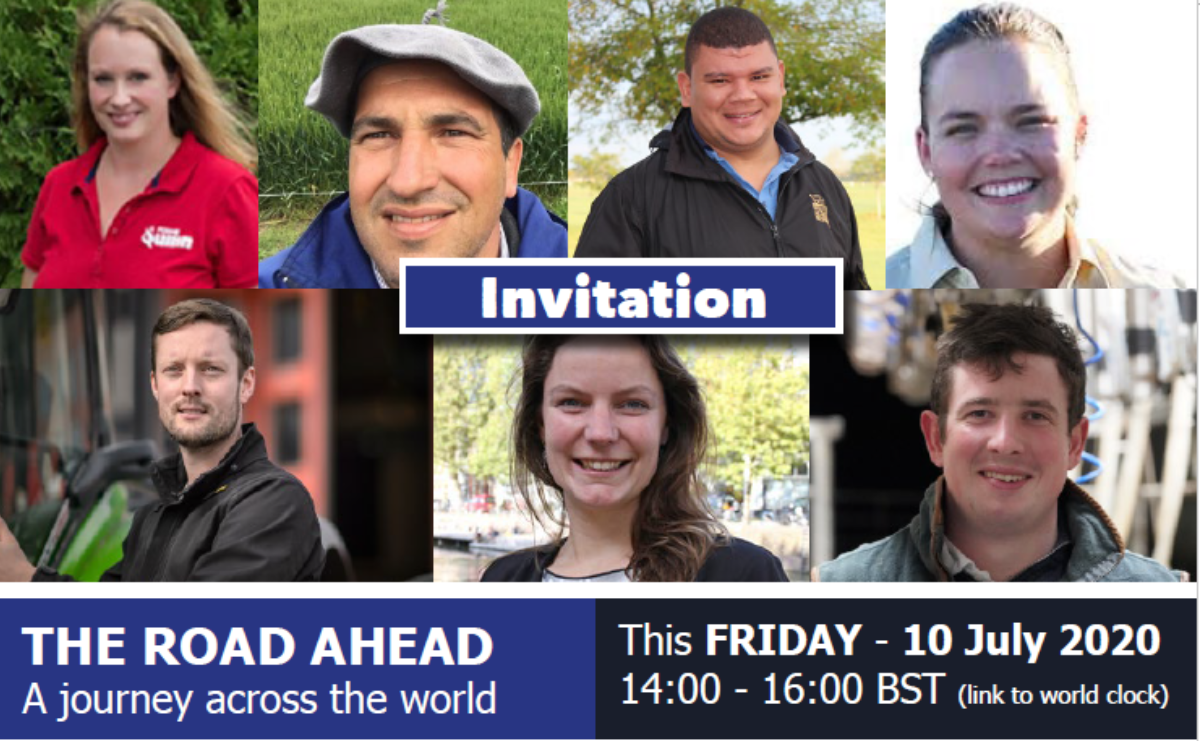VIDEO: The Road Ahead: What's next for global young farmers?