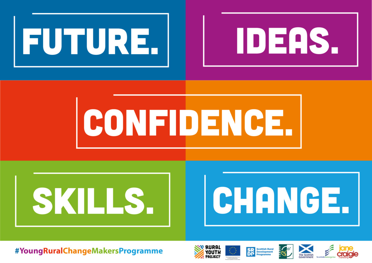 APPLY NOW for the Young Rural Change Makers Programme
