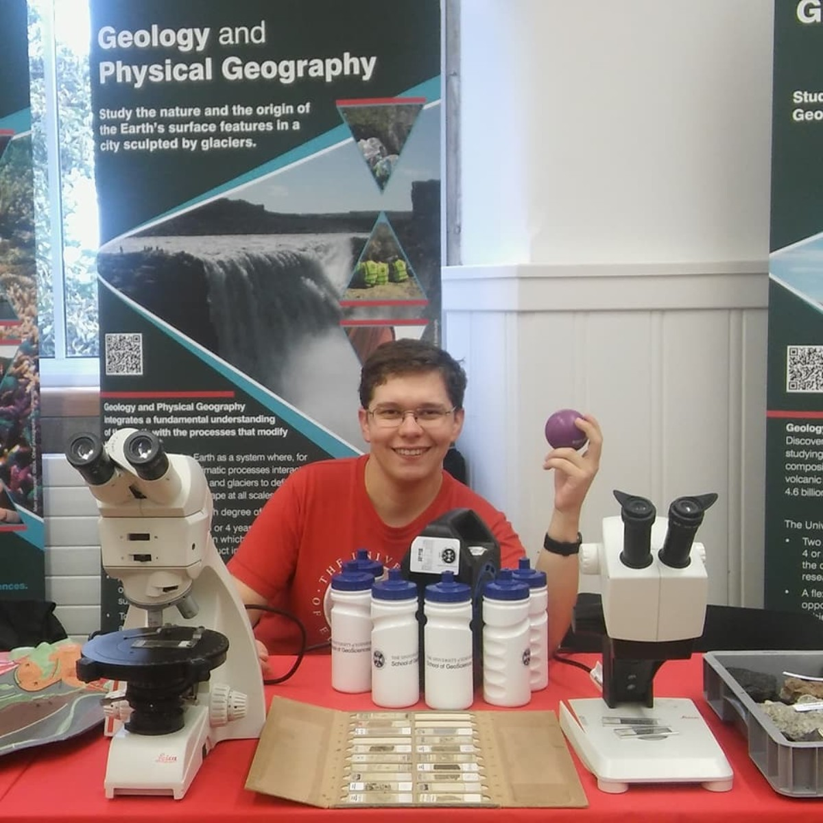 Do the GeoSciences rock your world? Check out the Angus and Dundee GeoSciences Society!