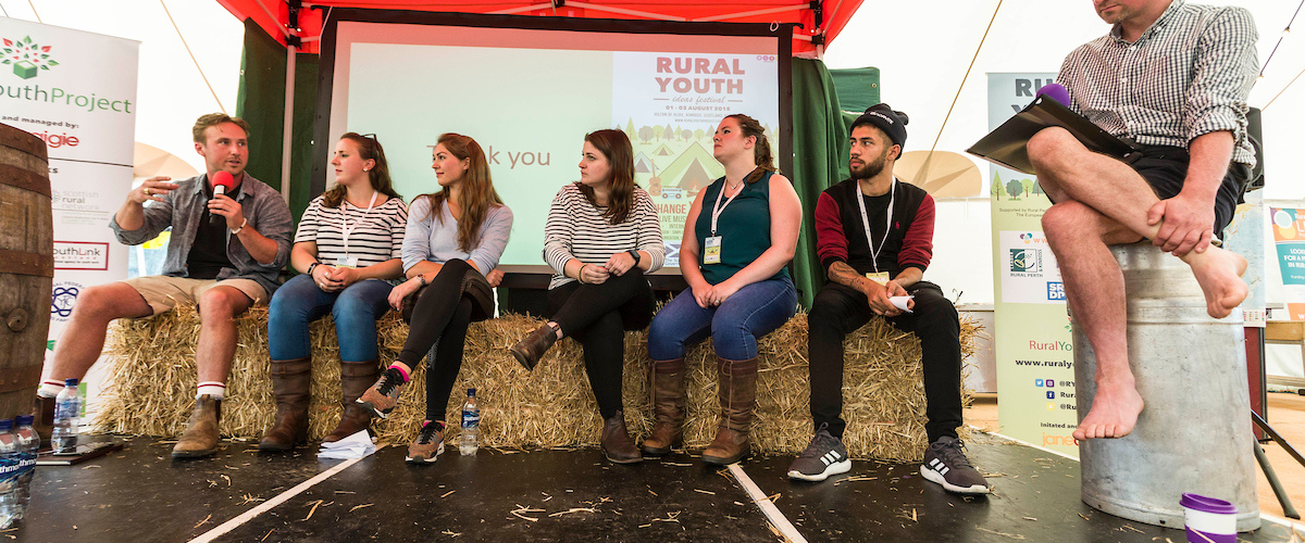 Year of the Young People great opportunity for Rural Youth Project