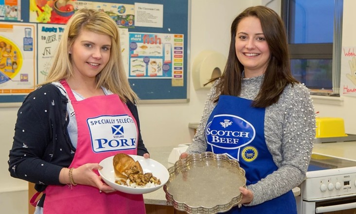 Young Farmer Finalists Set for Royal Highland Show Cook-off