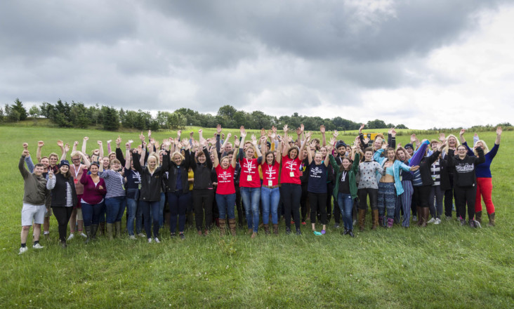 Rural Youth Project shortlisted for top UK rural award