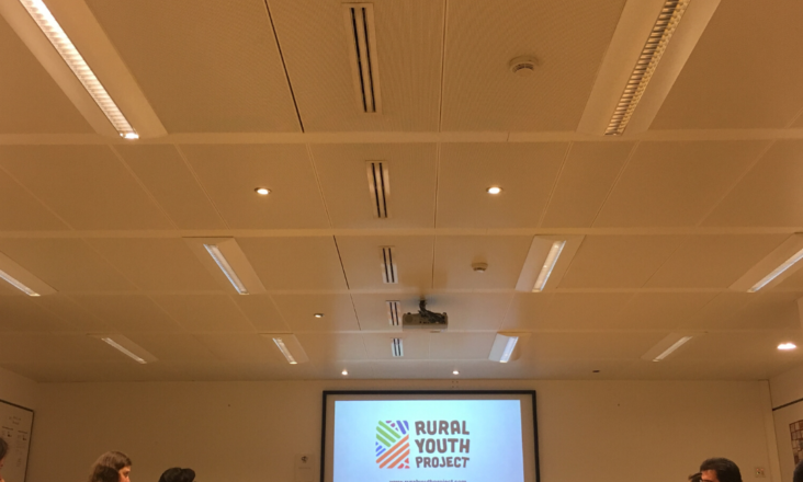 Rural Youth Project inspires European Forum in Brussels