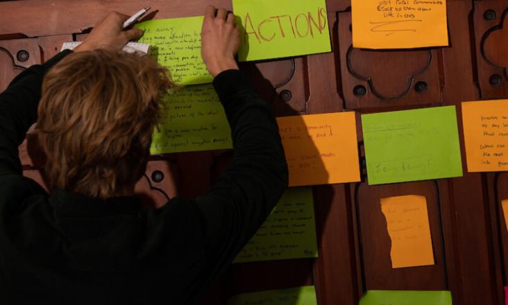 2019 Ideas Festival Delegate Actions