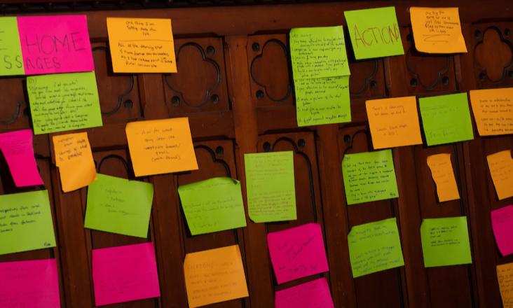 2019 Ideas Festival Delegate Take-Home Messages