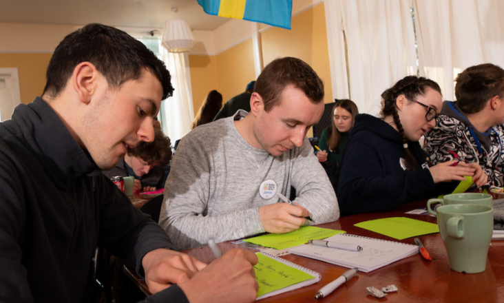 Cultivating Cracking Ideas at Rural Youth Project Workshops